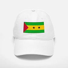 Sao Tome Principe Flag Baseball Baseball Cap