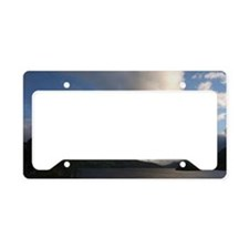 nature License Plate Holder