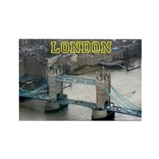 Tower of London Pro Photo Rectangle Magnet