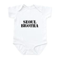 Seoul Brotha Infant Bodysuit