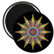 Sunflower Fantasia Magnet