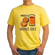 Powered By Orange Juice T