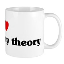I Love Complexity theory Mug