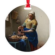 The Milkmaid Ornament