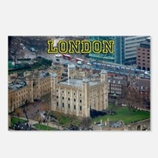 Tower of London Pro Photo Postcards (Package of 8)
