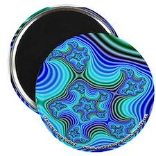 """Fractal S~11 - 2.25"""" Magnet (10 pack)"""