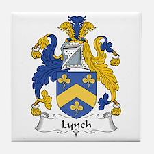 Lynch Tile Coaster