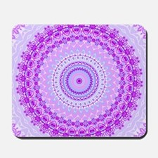 Pink and Pastels Mandala Mousepad