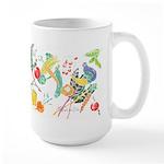 Vegetable Medley Large Mug