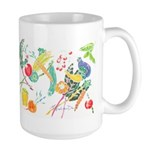 Vegetable Medley Large Mug