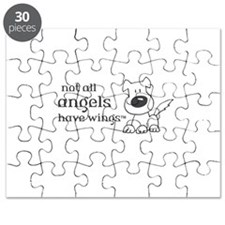 Not all angels have wings Puzzle
