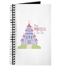 The Princess Is In Journal