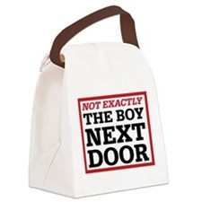 dexterboy-02.png Canvas Lunch Bag