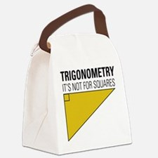 trig.png Canvas Lunch Bag