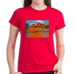 Southwest Mountains Women's Dark T-Shirt