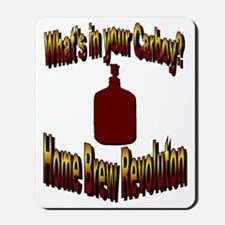 What's in your Carboy? Mousepad