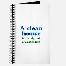 A Clean House Journal