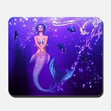 Rainbow Mermaid Mousepad