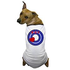 LEATHER PRIDE/BOY/ROUND Dog T-Shirt