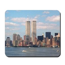 World Trade Center / N.Y.C. Skyline - Mousepad