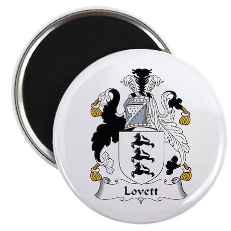 """Lovett 2.25"""" Magnet (100 pack)"""