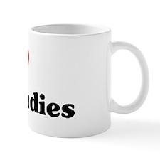 I Love Film studies Mug