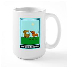 Moonlit Meeting Mug