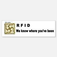 RFID Bumper Stickers
