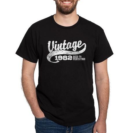 Vintage 1982 Dark T-Shirt