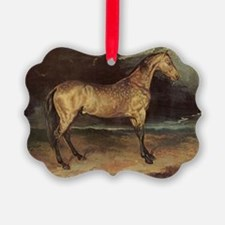 Horse in the Storm Ornament