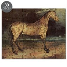 Horse in the Storm Puzzle