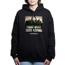 Fight The Dead, Fear The Living Hooded Sweatshirt