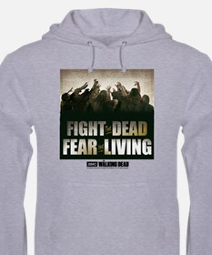 Fight The Dead, Fear The Living Hoodie