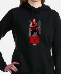 Daryl Dixon Crossbow Hooded Sweatshirt