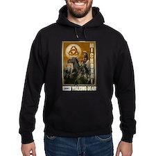 Michonne Zombie Slayer Hoodie