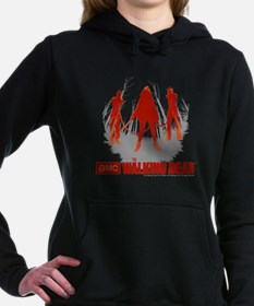 Michonne Chained Walkers Hooded Sweatshirt
