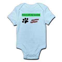 Paws off my bacon! Body Suit
