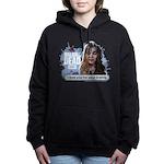 I Love Your Brains Hooded Sweatshirt