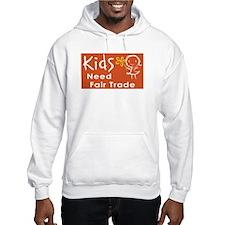 """Fair Trade Kids"" Jumper Hoody"