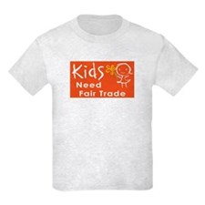 """Fair Trade Kids"" T-Shirt"