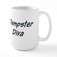 Dumpster Diva Mug