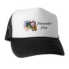Dumpster Diva Trucker Hat