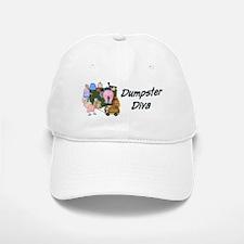 Dumpster Diva Baseball Baseball Cap