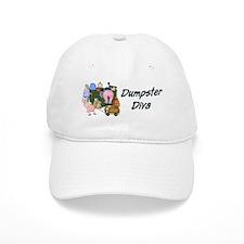 Dumpster Diva Baseball Cap