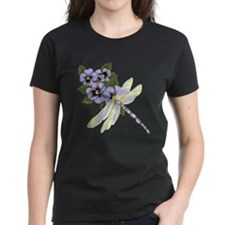 Pansy Floral Tee