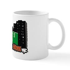 E 217 St, Bronx, NYC Mug
