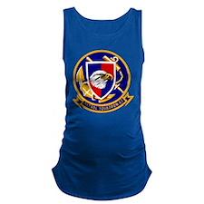 VP 47 Golden Swordsmen Maternity Tank Top