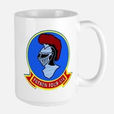 VP 46 Grey Knights Large Mug