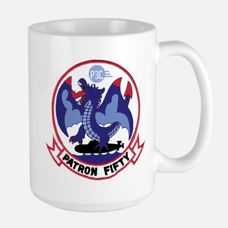 VP 50 Blue Dragons Mug