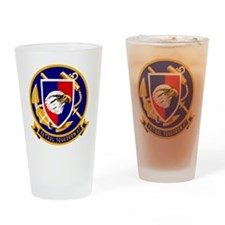 VP 47 Golden Swordsmen Drinking Glass